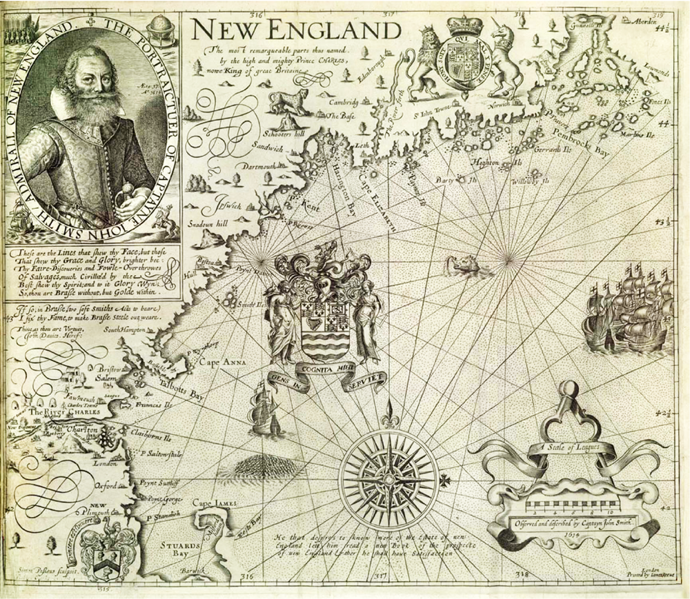 john smith from the general history of virginia new england and the summer isles Smith, john the generall historie of virginia, new england & the summer isleslondon 1624 facsimile printed in italy for the world publishing co cleveland, ohio 1966.